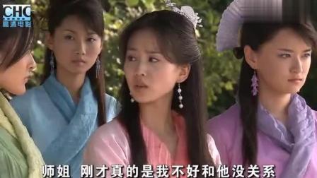 陆小凤传奇之大金鹏王, 白衣美男西门吹雪何润东