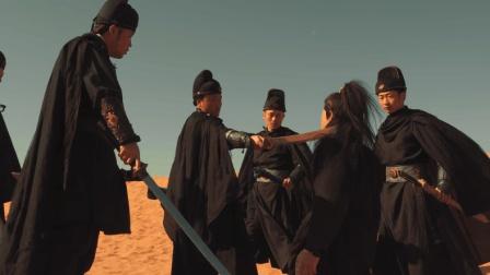 五个锦衣卫拿一个青衣楼人头反被秒杀, 事实证明杀人前不能太多废话