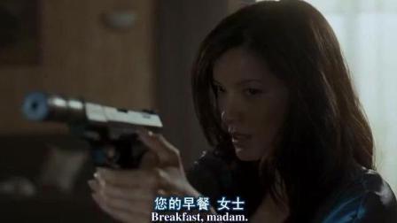 经典好莱坞大片! 《杀人锦标赛》中国美女获第一滴血! 场面火爆! 值得一看!