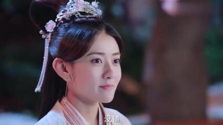 《双世宠妃2》小檀请八王爷和流觞赏烟花, 顺便表白他们比星还亮