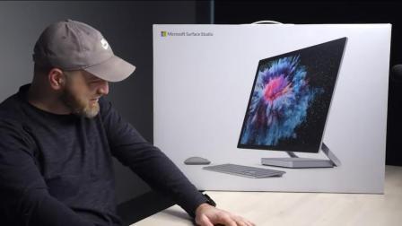 微软又放大招!Surface Studio 2 重磅来袭