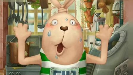 越狱兔: 暴走机器人出现, 面对暴走连科, 两人实力不相上下