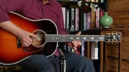吉普森Gibson montana 30周年 J45 吉他评测