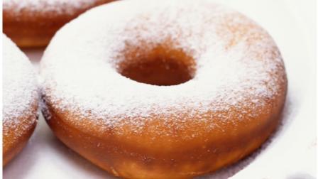 不用烤箱就能做甜甜圈, 香甜可口、松软细嫩, 一口回归童真
