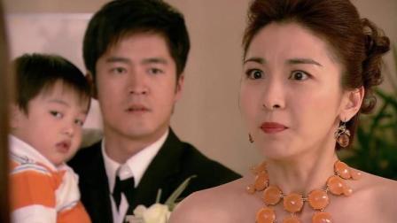 心机女结婚当天,在丈夫前妻面前嚣张,结果前妻一巴掌过去,解气
