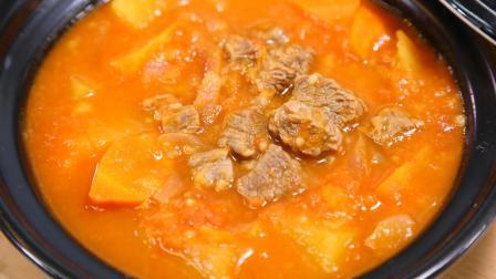 天冷喝碗罗宋汤, 肥而不腻、鲜滑爽口, 营养又暖身!