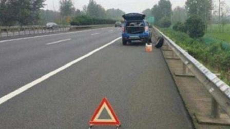 高速爆胎死亡率几乎100%, 交警提醒: 为行车安全, 这几点要切记!