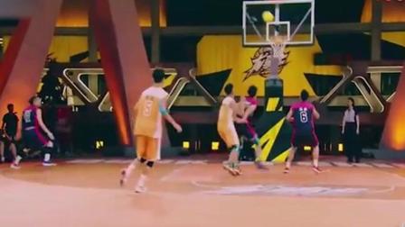 《这! 就是灌篮》林书豪灌篮霸气侧漏, 与郭艾伦相比谁更厉害?
