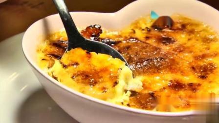 榴莲焦糖炖蛋,有布丁的口感还有榴莲的味道,材料简单容易制作!