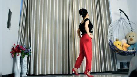 优雅莹莹 红舞鞋