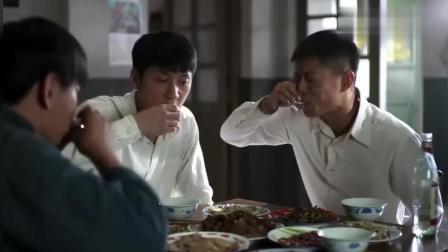 父母爱情: 德华和侄子说明喝酒意图, 不料这个大哥特别能喝