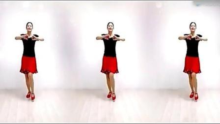 广场舞《涛声依旧》柔美舞 , 一首老歌跳出了回忆!