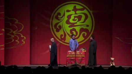高峰: 你有什么理由当大太子啊? 于谦: 我跟父王合作了多少年了?