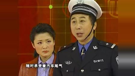 冯巩: 哟这车咋没司机, 停车一看是潘长江, 这是潘叔被黑最惨一次