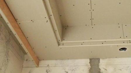 装修师傅讲解石膏板开裂的原因—湿度, 最关键也最容易被忽略
