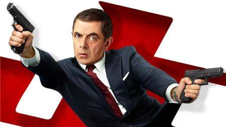 三分钟看《憨豆特工3》最新笑点, 罗温·艾金森玩高科技恶搞007?