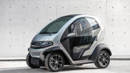 世界最小电动车, 续航里程137公里, 将在中国北京量产