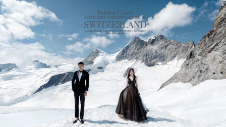 「 Legendary 」· 瑞士时尚旅拍大片