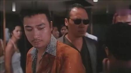 陈浩南、山鸡就是霸气, 动我大哥谁都不行