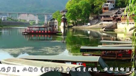 中国二胡名曲欣赏《浏阳河》二胡大师邓建栋现场演奏