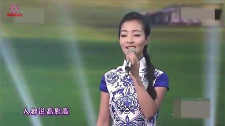 王小妮和亲姐王二妮同台较量这首歌 没想到王二妮却被碾压了