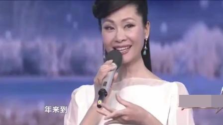 于文华周炜演唱歌剧《白毛女》选段《北风吹》 唱的很好听!