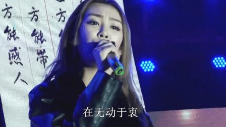 歌曲《红玫瑰》现场带字幕, 演唱: 歌手徐歌阳