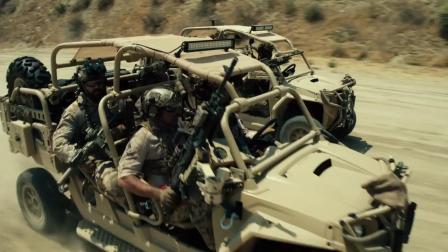 高分军事动作大片, 不愧是特种部队, 勇猛凶悍, 永不言败