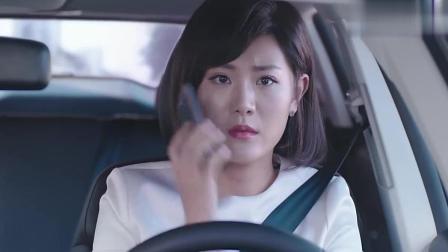 媳妇开车被跟踪, 特种兵指挥老婆逃跑路线, 漂移进车库, 躲过一劫