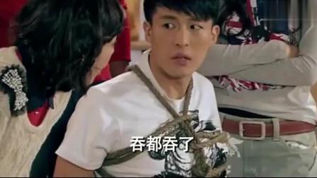 爱情公寓: 子乔和悠悠的飚四川话也太搞笑了! 十遍不过瘾啊