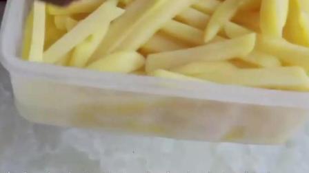 教你怎么炸薯条 口感酥脆 又香又好吃!