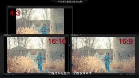 Pr21名词普及之视频比例, 剪辑师之路