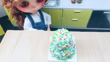 简单几步, 做出超迷你生日蛋糕, DIY满满的心意!