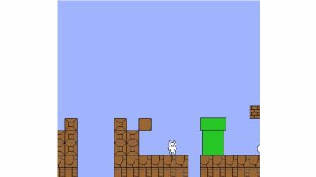 童年没这么坑的超级玛丽, 把人玩到自闭的《猫版马里奥》