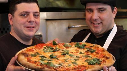 世界上最快的6种人, 15秒做好一个披萨, 想象一下你可以吃多少