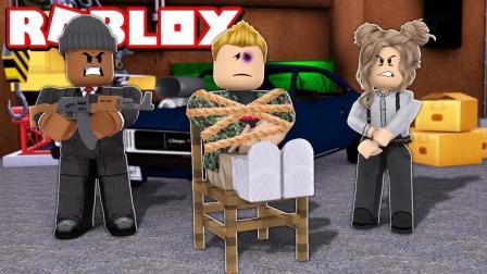小格解说 Roblox 黑手党大亨: 变身黑帮教父! 家里钱都堆成山了?