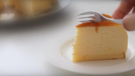 细、嫩、爽、滑、奶香浓郁的日式轻乳酪蛋糕配方