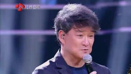 听老男人唱《凡人歌》这么多年了, 周华健的嗓音一开口就迷倒人