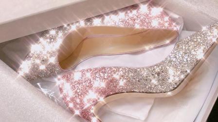 12星座公主, 最适合穿哪种水晶鞋? 天秤座最美!