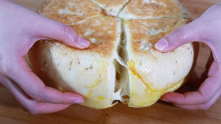 懒人电饭煲面包, 2个关键点, 柔软拉丝, 不塌锅不回缩, 零失败