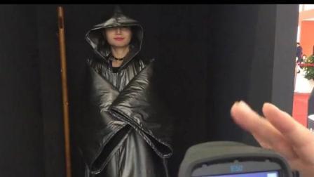 哈利波特的隐身斗篷成真了? 深圳公司发明的隐身衣, 在军事上有重大利用价值