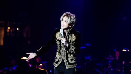 """薛之谦在演唱会上唱歌时突然""""打嗝"""", 台下的粉丝们瞬间笑场了!"""