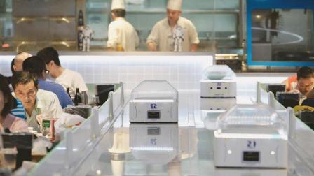 """马云的""""无人餐厅"""", 已在上海投入试用, 点菜上菜全由机器完成!"""