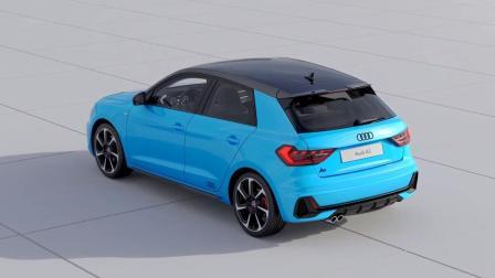 2019版奥迪A1跑车世界上最好的小型车?