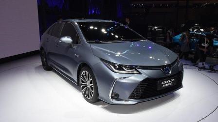 亚洲龙明年3月投产, 卡罗拉雷凌即将换代, 丰田三款重磅新车车展首发