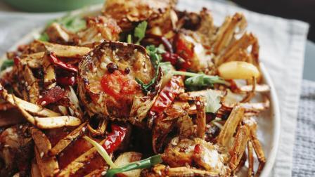 麻辣鲜香膏肥蟹黄, 螃蟹的这种做法, 吃完还叫人寻味