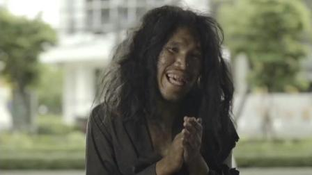 泰国感人催泪微电影  《流浪汉》