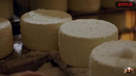 风味人间 法国蓝纹奶酪的制作过程, 看完你还想吃吗?