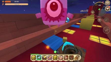 迷你世界: 幸运方块大乱斗, 我们一起学小铃铛叫!