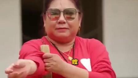 中国婆婆体验打板过程, 韩国儿媳咸素媛: 妈妈, 舒服了吧!